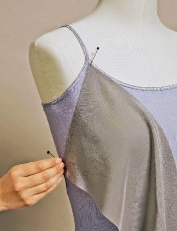 DIY ideas para personalizar una camiseta con un pañuelo