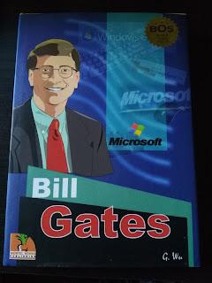 Cover Buku Biografi Orang Sukses - Bill Gates