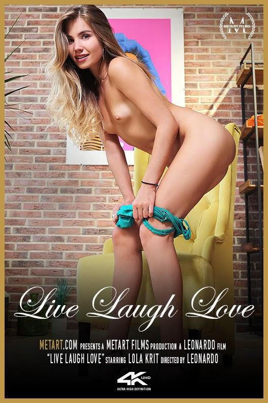 [Met-Art] Lola Krit - Live Laugh Love met-art 05280