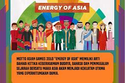 Suksesnya Gelaran Asian Games 2018 Bagi Para Atlet dan Bangsa Indonesia