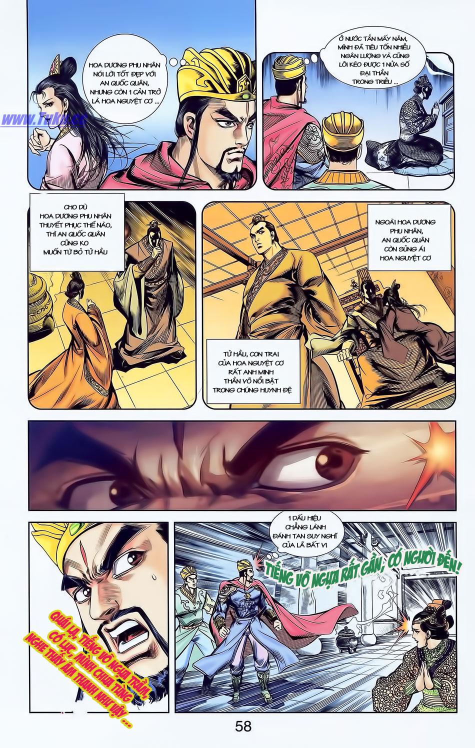 Tần Vương Doanh Chính chapter 4 trang 29
