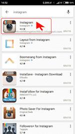 cara membuat instagram di android