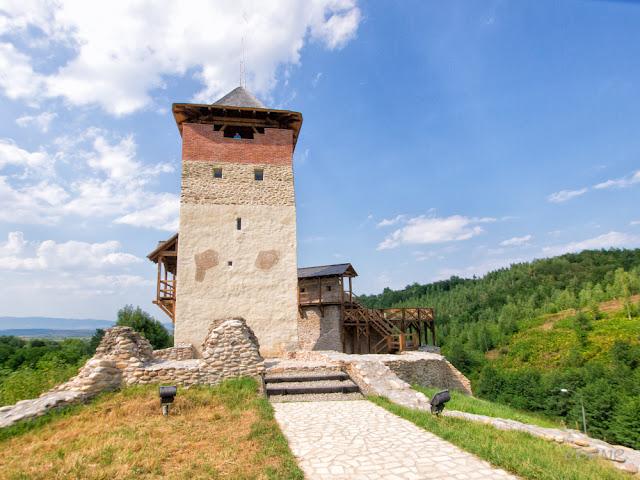 Cetatea Malaiesti, judetul Hunedoara
