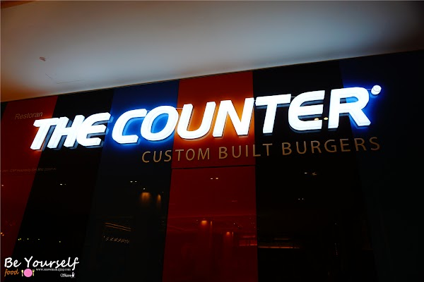 The Counter - Custom Built Burgers KL @ Dining Loft, Pavilion