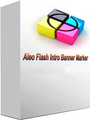 Flash Intro Banner Maker box Imagen