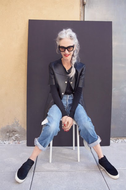 Quote of the week: Linda Rodin
