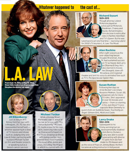 cast of law