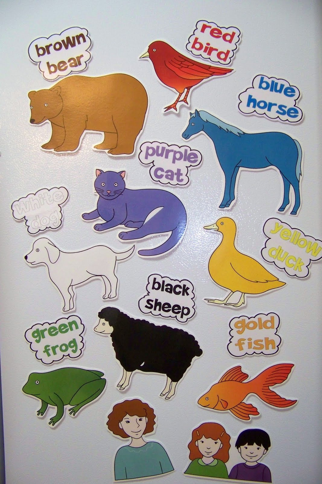 Doodle Bugs Teaching First Grade Rocks Brown Bear