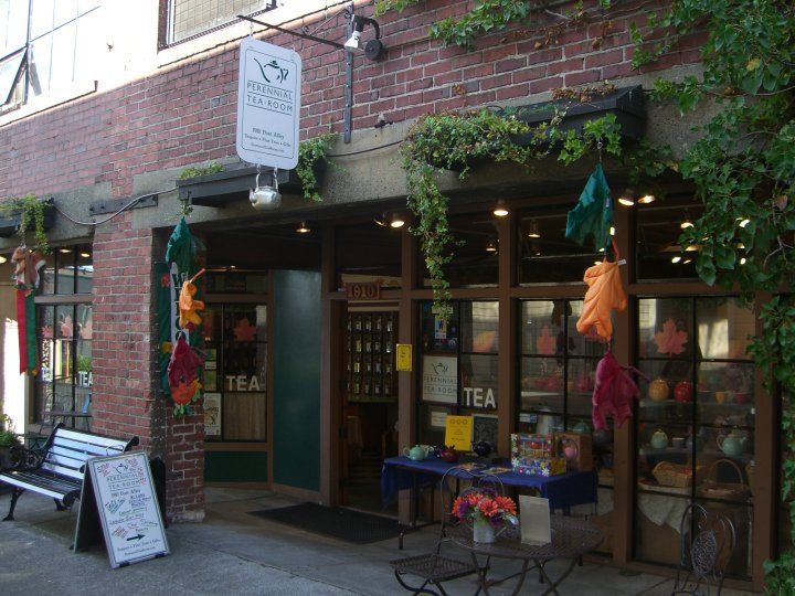 Lisaknowstea Seattle A Wonderful Tea Town Part 1