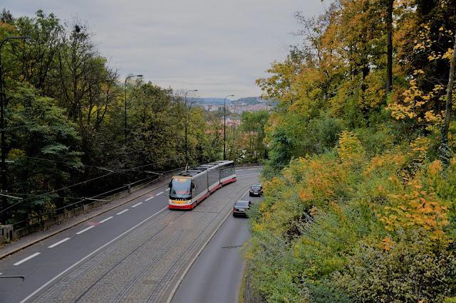 Prague Landscape, Panoramic view