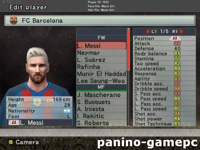 Download & INSTALL PES6 Patch For Season 2016