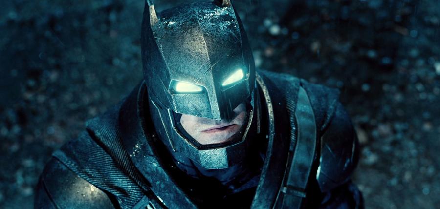 Armura ''Anti-Superman'' al lui Batman