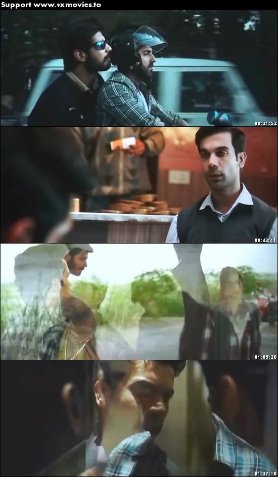 Bareilly Ki Barfi 2017 Hindi 480p DVDScr 300mb