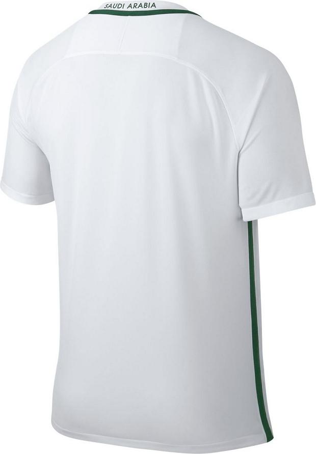 01df8615b Nike divulga a nova camisa titular da Arábia Saudita - Show de Camisas