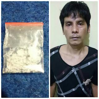 Asik Transaksi Narkoba, Indodi Di Amankan