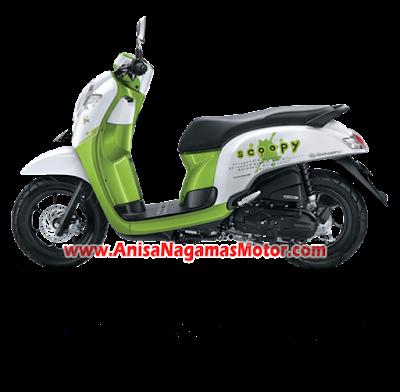 Scoopy ESP Playful Green 2018 Anisa Naga Mas Motor Klaten Dealer Asli Resmi Astra Honda Motor Klaten Boyolali Solo Jogja Wonogiri Sragen Karanganyar Magelang Jawa Tengah.