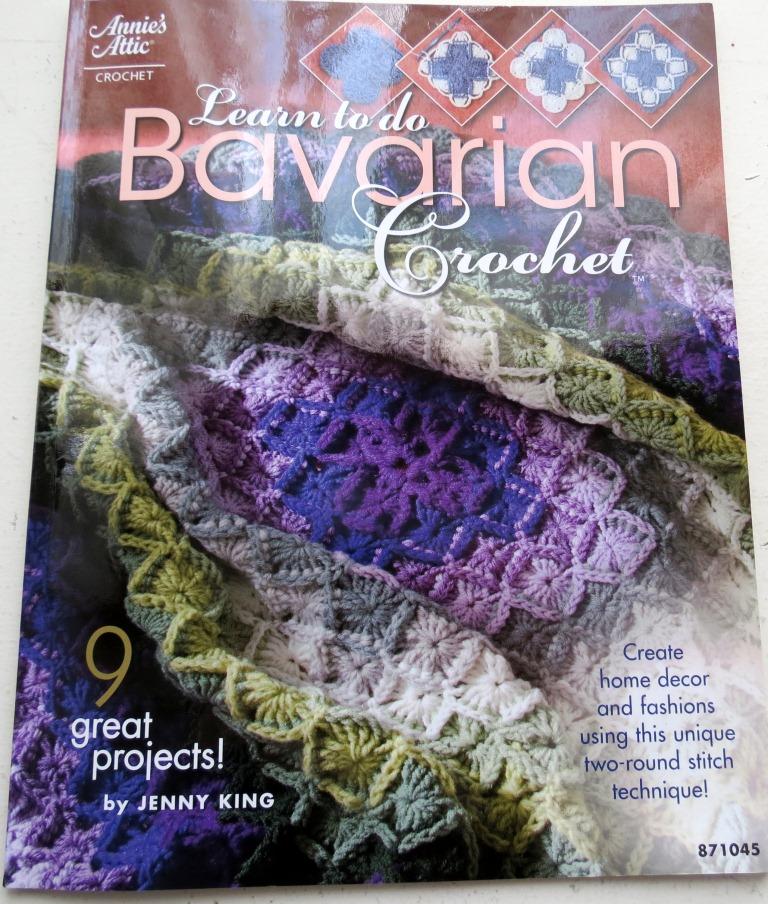 Sweet Bee Buzzings Bavarian Crochet