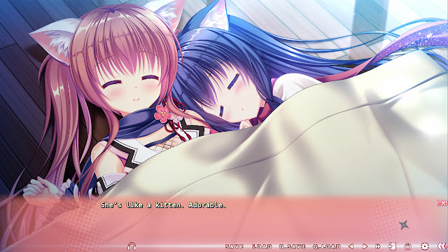 NEKO-NIN exHeart PC Free Download Screenshot 2