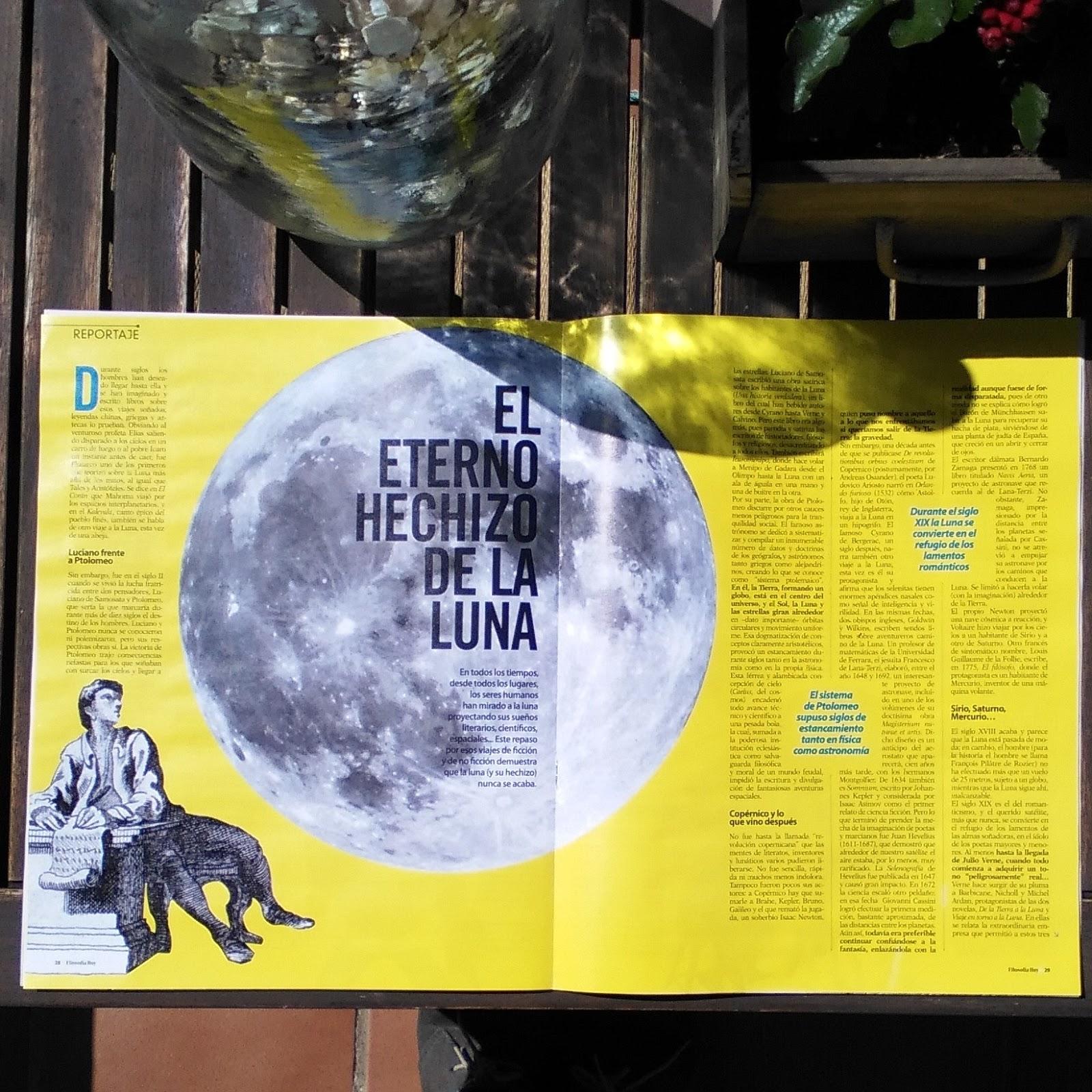 El caim n sincopado el eterno hechizo de la luna for En q luna estamos hoy