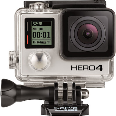 Harga & Spesifikasi Kamera GoPro Action HERO+4 Silver