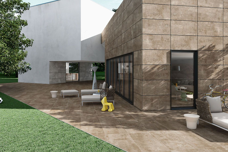 Losas para patios exteriores fabulous amazing baldosas para patio exterior with baldosas para - Baldosas para exterior ...