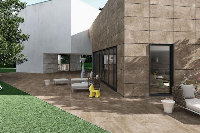Baldosas para exterior baldosas en zaragoza m s - Azulejos de terraza ...