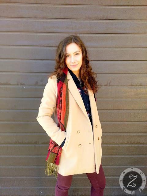 płaszcz na jesien zime