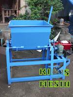 mesin mixer kompos, mesin pencampur kompos