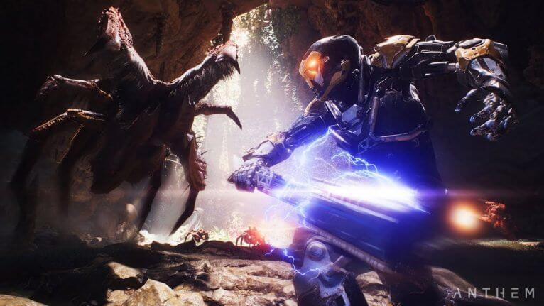 Anthem Closed Alpha Runs From December 8-9 For PlayStation 4, Xbox One, And PC