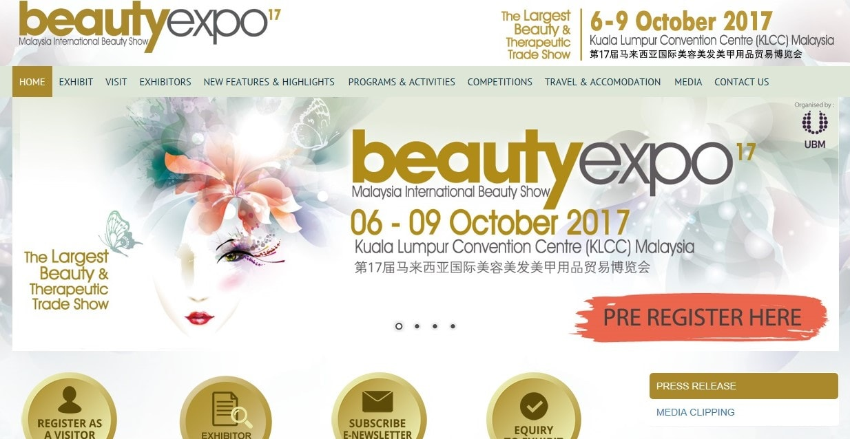 BeautyExpo - Malaysia International Beauty Show