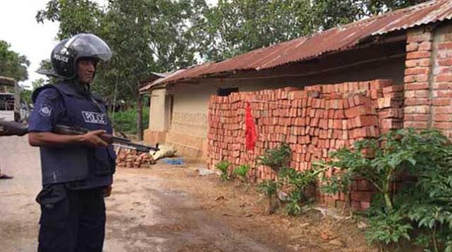 রাজশাহীতে জঙ্গি আস্তানায় অভিযান 'রিবার্থ' ঘটনায় মামলা
