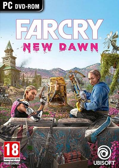 โหลดเกมส์ Far Cry New Dawn