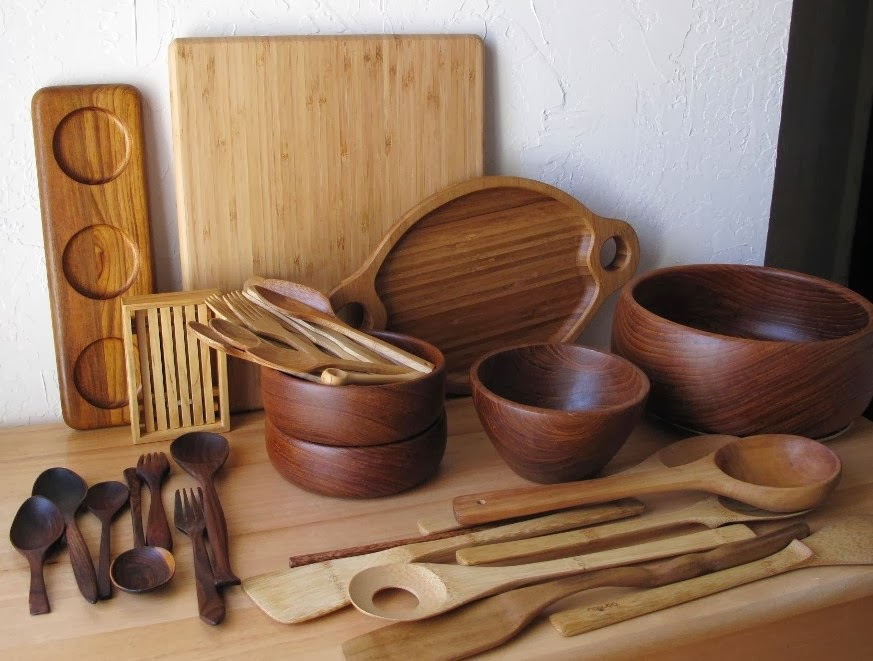 Kitchen Wooden Utensils Wood Tile Time Com Benefits Of Over Metal Or Plastic