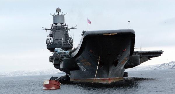 Armada rusa prepara ataque contra terroristas en costas sirias