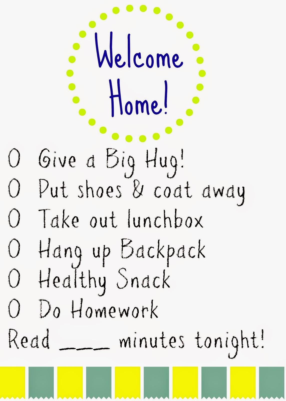 Kindergarten And Mooneyisms Checklist 3