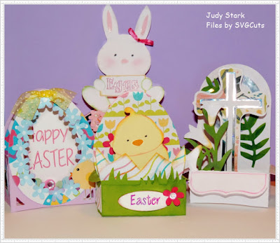 Easter Box Cards