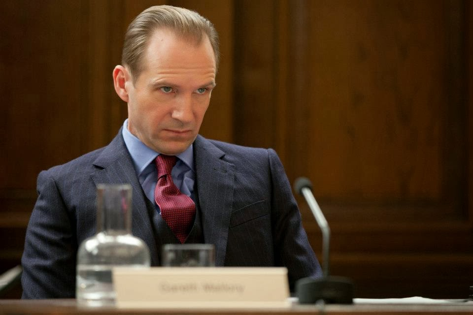 Ralph Fiennes M Bond 24 James Bond