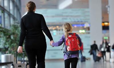 Nova lei proíbe menores de 16 anos de viajarem desacompanhados