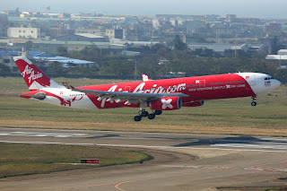 airasia x flight