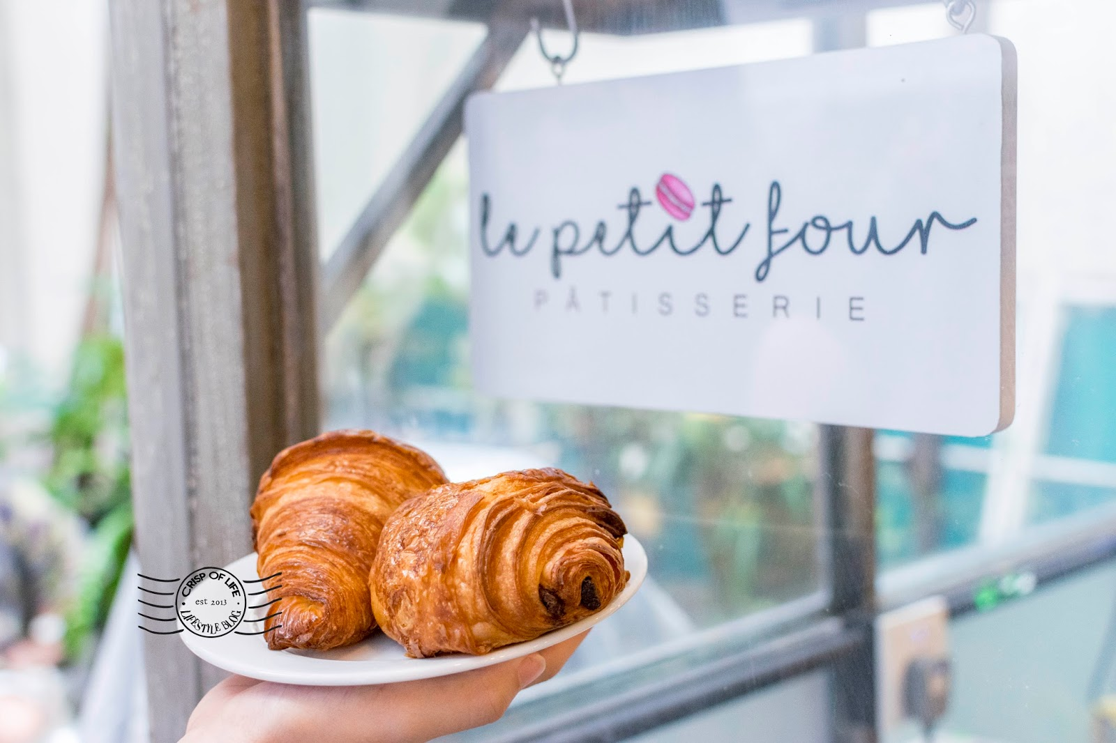 Coffee Addict & Le Petit Four Patisserie @ Hutton Lane, Georgetown, Penang