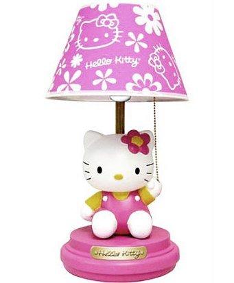 Hello Kitty: Hello Kitty lamps