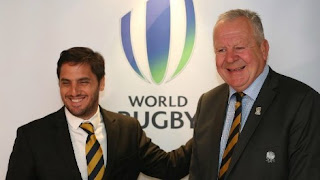 [World Rugby] Pichot asumió como Vicepresidente