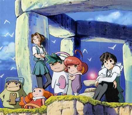 Strange Dawn: anime yang karakternya terjebak di dunia lain