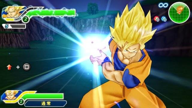 download dragon ball z tenkaichi tag team mod psp iso
