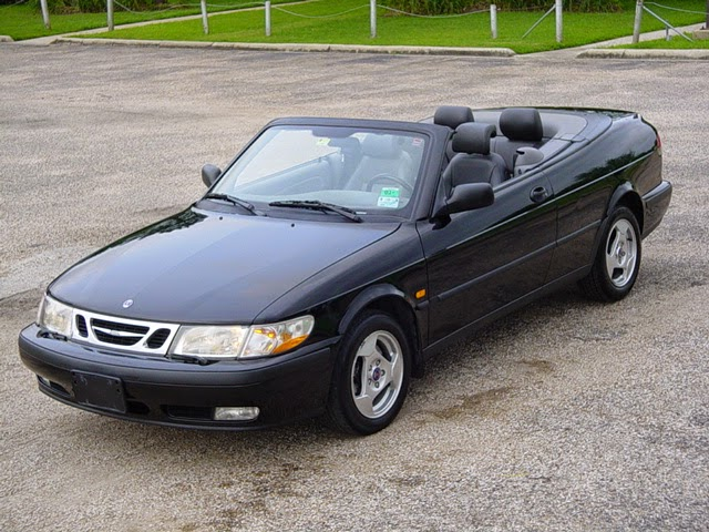 things i think i think 1999 saab 9 3 convertible. Black Bedroom Furniture Sets. Home Design Ideas