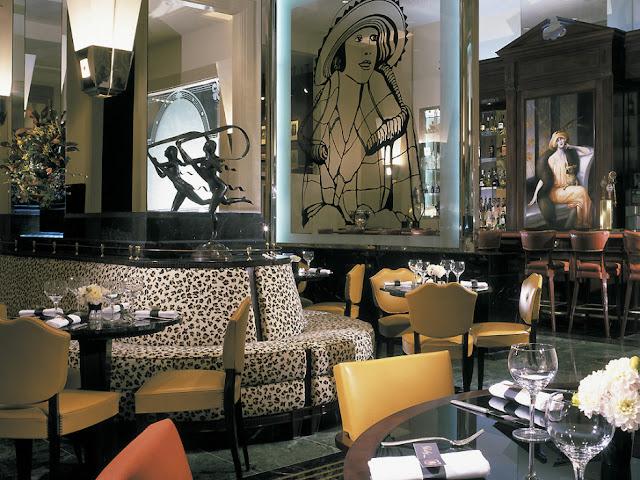 Gaby Restaurant Sofitel Nyc