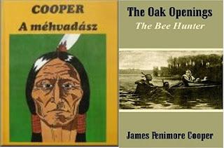 James Fenimore Cooper A méhvadász bemutatás