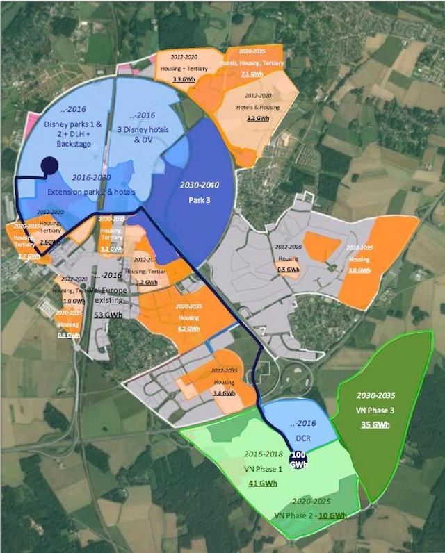 Disneyland Paris Map 2020 : disneyland, paris, Disney, More: