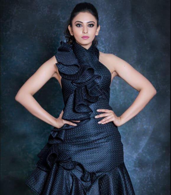 Facebook Cover for Rakul Preet Singh