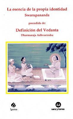 Swarupananda_Vedanta Paribhasa